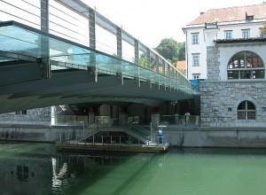 Mesarski most, Ljubljana
